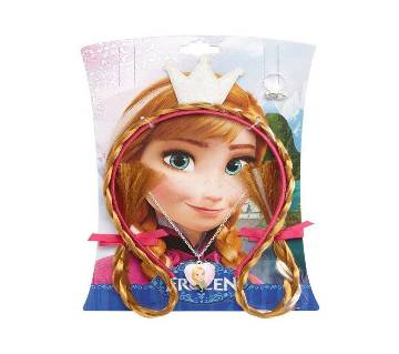 Disney Anna Hair and Jewellery Accessory Pack