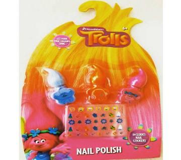 Dreamworks Trolls Nail Polish Set