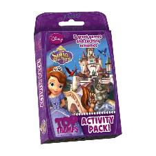 Top Trumps Activity Pack- Disney Sofia