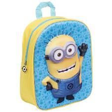 Minions backpack with 3D print