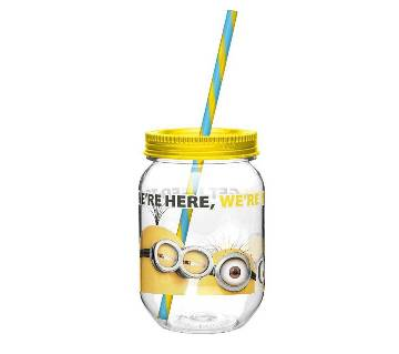 Despicable Me 2 Drinks Jar