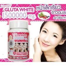 Gluta White 1500000 Mg