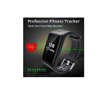 K1 Smart Bracelet Heart Rate Monitor water-proof Smart Watch