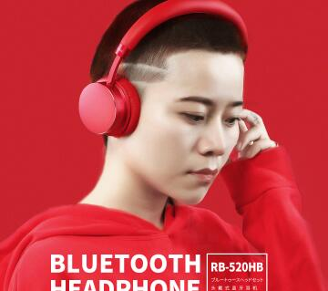 RemaxRB- 520 HB Bluetooth headset
