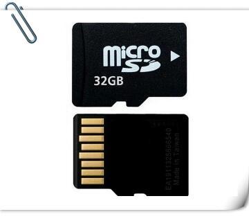 Micro SD memory card 32 gb