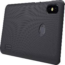 Nillkin Super Frosted Shield Hard Back Cover Case for Redmi Note 5 Pro (Black)