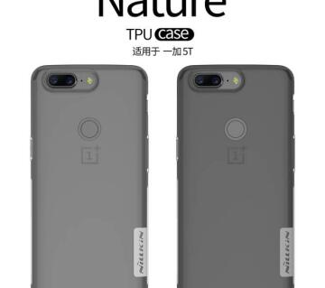 Nillkin Nature Series TPU case for Oneplus 5T