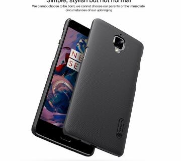 Nillkin Super Frosted Shield Back Cover Case For OnePlus 3