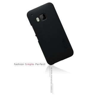 Nillkin Super Frosted Shield Matte Hard Back Cover Case For HTC M9 With Screen Protector
