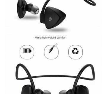 Awei A840BL In-ear Neckband Bluetooth Headset (Black)