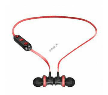 Awei B980BL Sports Magnetic Noise Cancellation Wireless Earphones for smartphones