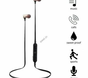 Awei A920bl Explosive Bass with Magnetic Lock In-Ear Bluetooth V4.0 Headset