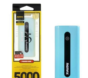 Remax PRODA E5 পাওয়ার ব্যাংক - 5000mAh