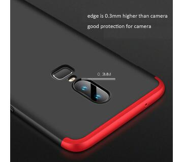 GKK 360 Degree Full Protection Cover For Oneplus 6