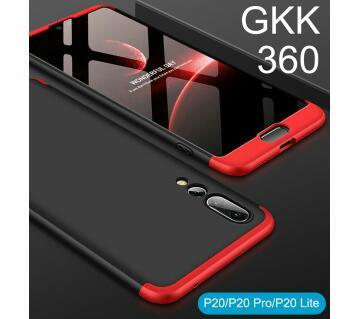 GKK 360 Degree Full Protection Cover for Huawei P20 Pro Lite