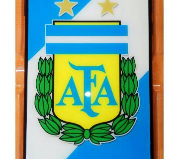 Argentina Back Cover for iPhone 7+