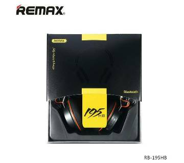 REMAX RB 195HB BLUETOOTH HEADPHONE WITH MICROPHONE