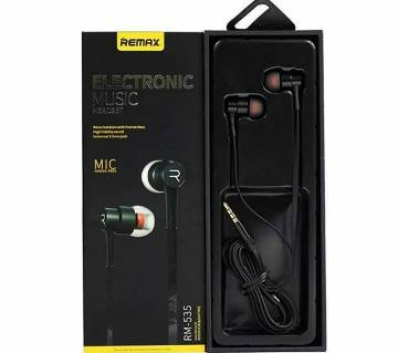 Remax 535 Headphone