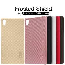 Nillkin Super Frosted Shield Matte cover case for Sony Xperia Z5 Premium (Screen Protector Free)