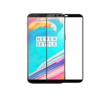 OnePlus 5T Full Glued Tempered Glass Screen Protector