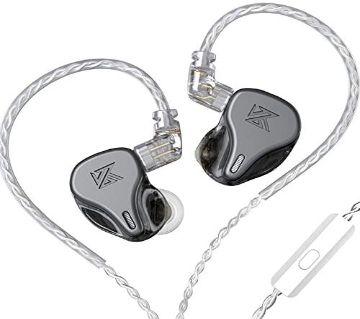 KZ DQ6 3DD Dynamic Driver Earphone in Ear HiFi Music Sports Headphone Noise Cancelling Headset