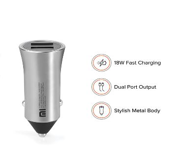 18W Car Charger