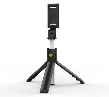 Extendable Bluetooth Selfie Stick Tripod K07 -  70cm