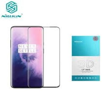 Nillkin OnePlus 7 Pro Amazing 3D CP+ Max Tempered Glass Screen Protector