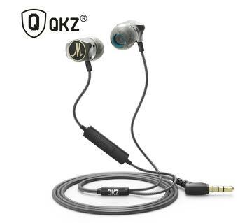 QKZ DM7 Zinc Alloy In Ear Earphones HiFi Earphone