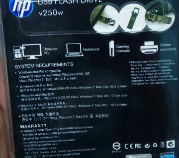 Hp Pendrive 32gb (Copy) বাংলাদেশ - 7282512