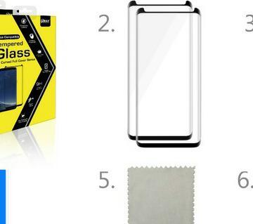 Galaxy S9 Plus স্ক্রিন প্রটেক্টর গ্লাস