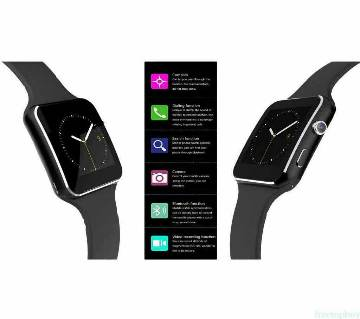 X6 Sim Supported Smart Watch