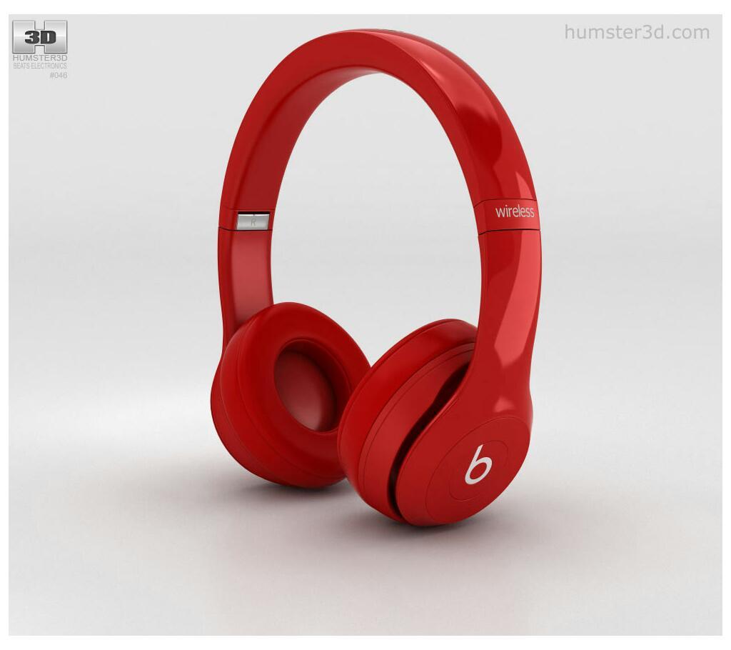 Solo2 Over the Ear হেডফোন - রেড বাংলাদেশ - 840983