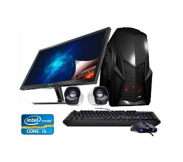 """Desktop Computer Package- Core i5-500GB+2GB+Graphics 2GB+19"""" LED"""