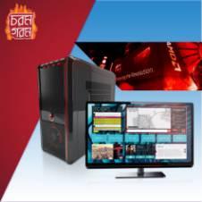 "Eid Special i3 Desktop Offer 500GB HDD 4GB RAM 19"" LED Monitor USB Keyboard & Mouse"