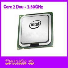 Intel Core 2 Duo 2.50GHz Processor