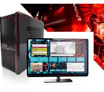 """ডেস্কটপ কম্পিউটার প্যাকেজ- Intel Core i5_HDD 320GB_RAM 2GB with 17"""" LED"""