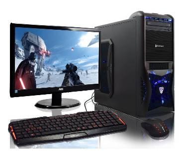 """ডেস্কটপ কম্পিউটার প্যাকেজ -Core i3 3.00GHz_HDD 160GB_RAM DDR3 2GB & 17"""" LED"""