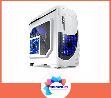 Desktop CPU (Dual Core 2.50GHz_HDD 250GB_RAM 4GB DDR2)