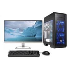 """ডেস্কটপ সেট 7th Generation Intel Core i5 HDD-500 RAM-4GB উইথ 17"""" মনিটর এন্ড USB কীবোর্ড এন্ড মাউস"""