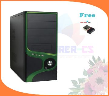 50% Discount Deskrop (Core 2 Dou 3.00GHz_HDD 320GB_RAM 4GB DDR2)