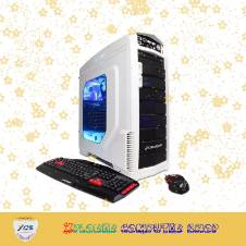 Desktop CPU Core i3 500GB HDD 2GB RAM DDR-3