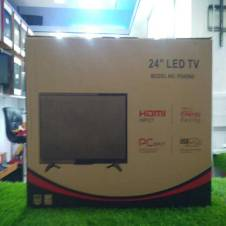 "Royel View 24"" LED HD TV মনিটর"