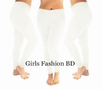 Ladies Leggings (White)