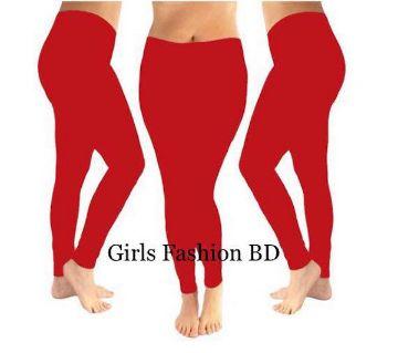 Ladies Leggings (RED)