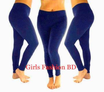 Ladies Leggings (Navy Blue)