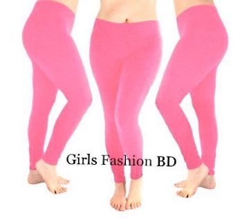 Ladies Leggings (Pink)