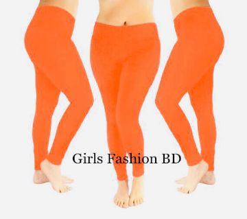 Ladies Leggings (Orange)
