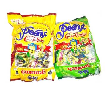 peanut candy 1 Packet Myanmar
