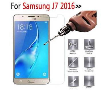 Glass Protector for Galaxy J7(16)